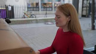 Freya Ridings - You Mean The World To Me (Bristol Piano Sessions) Video