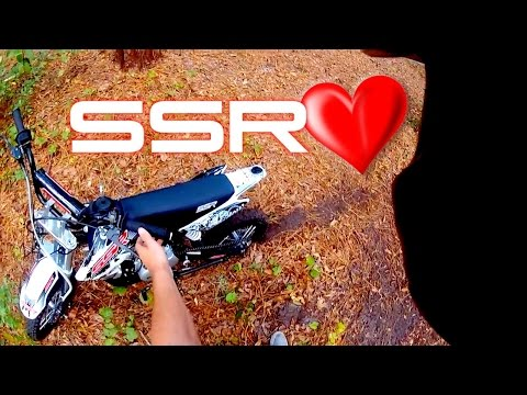 Pit Bike Adventures | I Love My SSR