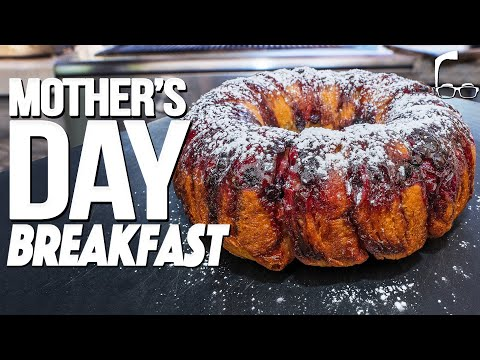 AN EASY & IMPRESSIVE BREAKFAST RECIPE ANYONE CAN MAKE FOR MOTHER'S DAY | SAM THE COOKING GUY