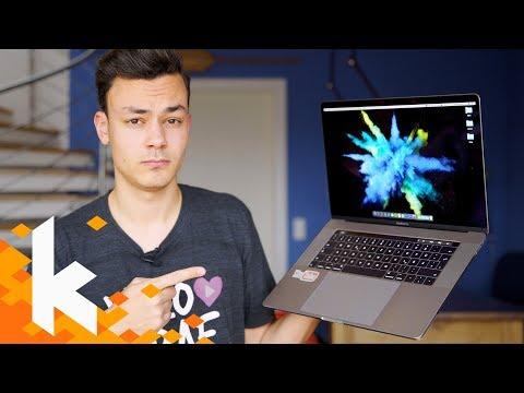 Apple hat versagt? MacBook Pro 15″ mit Touchbar (Revisited-Review)