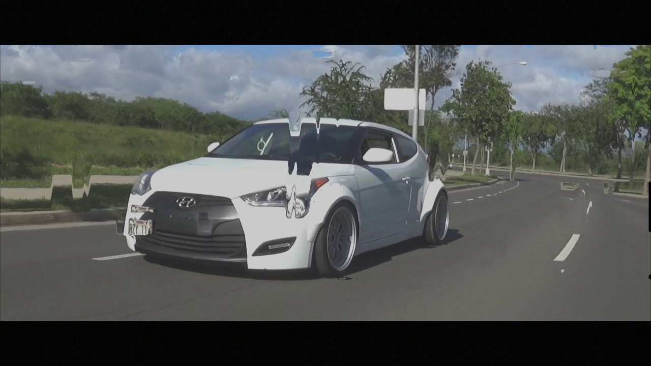 13 Widebody Hyundai Veloster V 1 Youtube