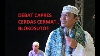DEBAT CAPRES CERDAS CERMAT.. BLOKOSUTO!! MP3