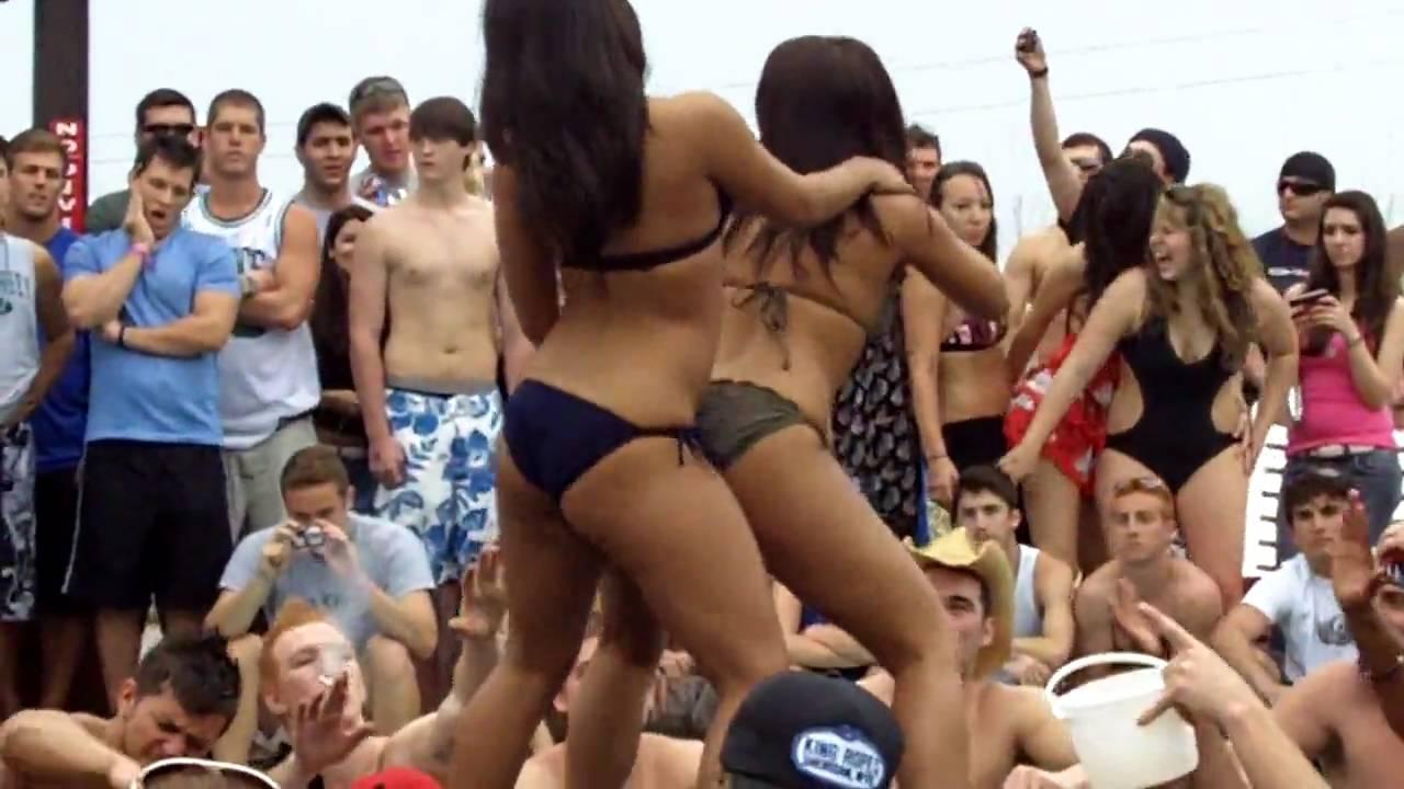 Not believe. spring break 2010 bikini contest
