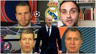 CHAMPIONS JUEGAZO: Real Madrid vs Atalanta. ¿Pesarán las bajas de Zinedine Zidane? | Fuera de Juego