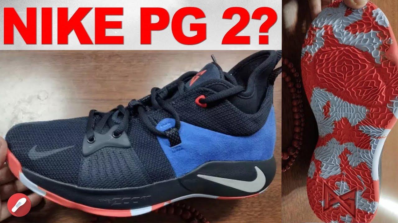 d1dcd34c1b6 Nike PG 2 LEAK! - YouTube