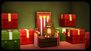 ✔ Minecraft: How to make Santa's Chair