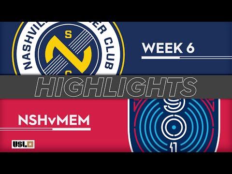Bluss City Buzzer Blog - Nashville SC vs. Memphis901FC: The Highlights