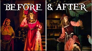 NEW Pirates of the Caribbean BEFORE AND AFTER analysis thumbnail
