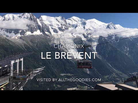 Le Brévent, Chamonix Mont-Blanc