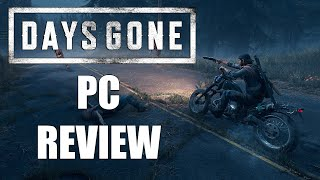 Days Gone PC Review - Absolutely Worth A Second Shot (Video Game Video Review)