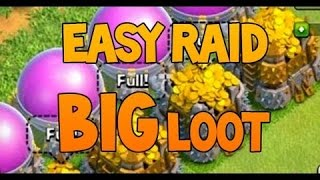 Clash of Clans -  Town Hall 9 Farming strategy