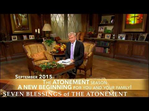 Benny Hinn, Steve Munsey   Seven Blessings of The Atonement