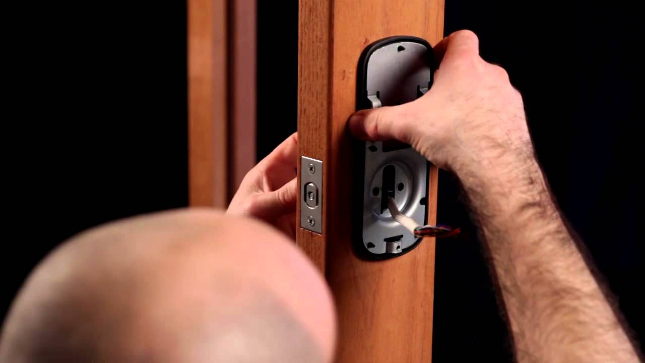 Yale Keyless Digital Deadbolt Installation and Programming