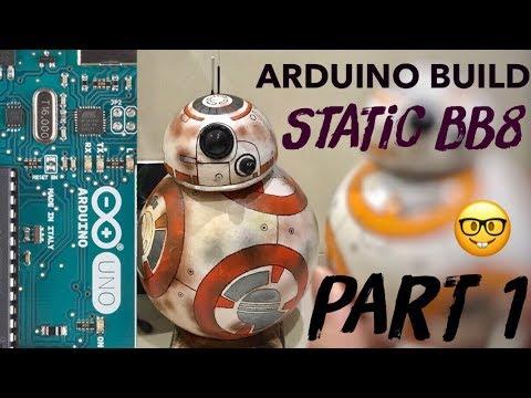 Life Size BB8 V2 Static Build Part 1 : Materials / Parts & Cosmetics