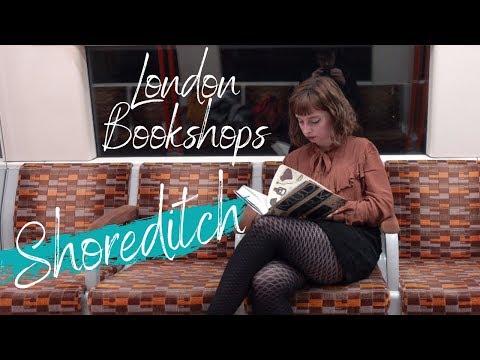 London Bookshops: Shoreditch | Claire Fenby