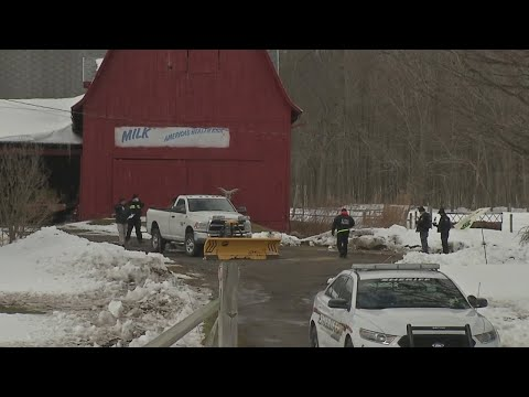 Former Wyoming County Sheriff's deputy charged with murder