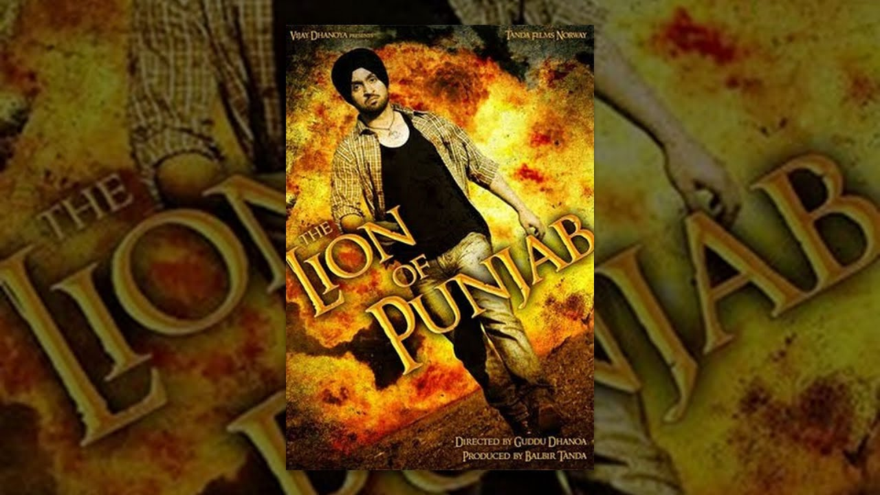 The Lion of Punjab | Diljit Dosanjh