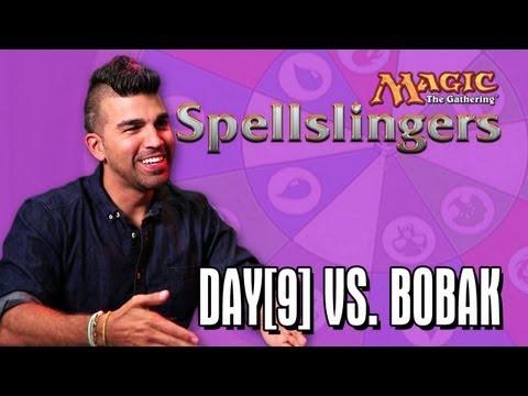 Day[9] vs. Bobak Ferdowsi in Magic: The Gathering: Spellslingers Ep 2
