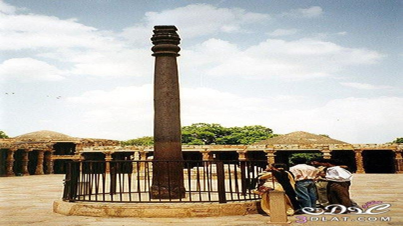 iron pillar The purpose of the iron pillar of delhi is one of its many mysteries some say it was a flagstaff made for the king mentioned in the inscription.