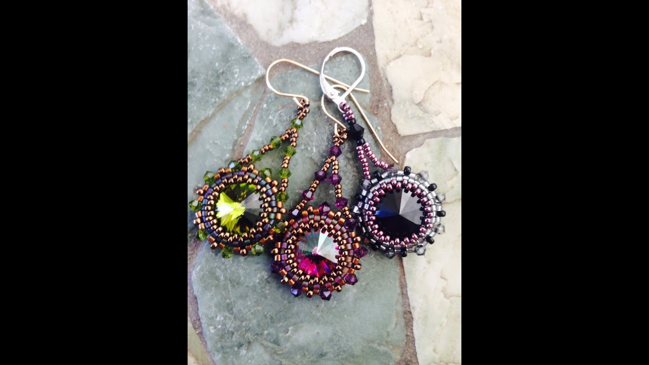 Tivoli Rivoli Earrings YouTube