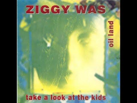 Ziggy Was – Take A Look At The Kids   Oil Land 7  SingleGreece,Alternative Rock, Grunge