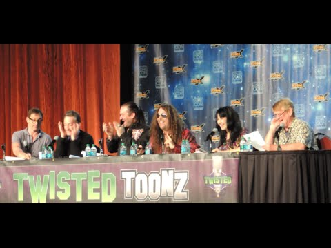 Tom Kenny, Jess Harnell, Bill Farmer, Grey Delisle, Read Star Wars Episode VII Twisted Toonz