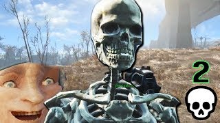 Modded Permadeath Fallout 4: Skeltone Survival Guide [Ep. 2]