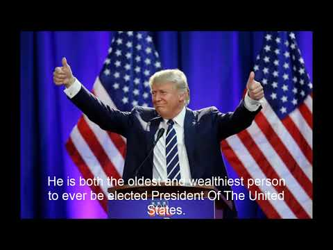 TOP 10 interesting facts about Donald J. Trump I bet you don't know