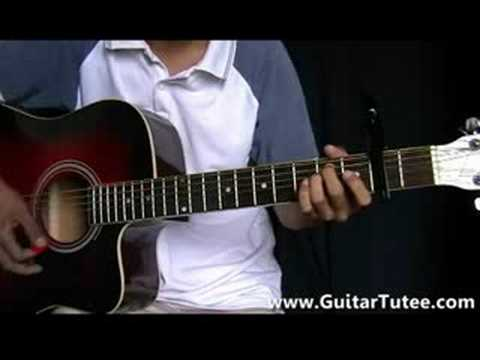 Before He Cheats Of Carrie Underwood By Guitartutee Youtube