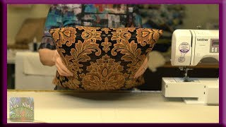 Download How to MAKE DECORATIVE PILLOW with Continuous Symmetrical Pattern  4K Mp3 and Videos