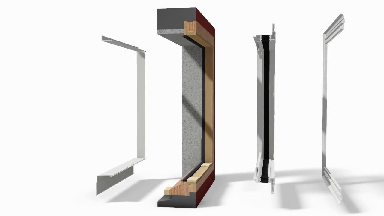 pose d 39 une fen tre en r novation youtube. Black Bedroom Furniture Sets. Home Design Ideas