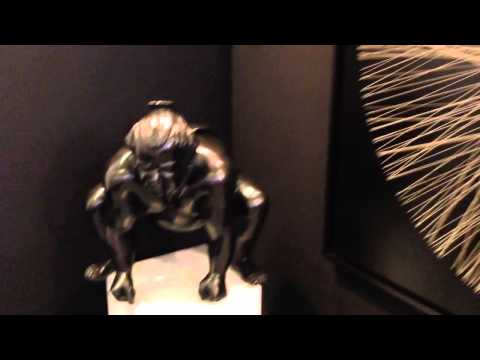 GALERIE TATIANA TOURNEMINE MONACO ART SHOW 2014