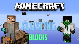 Minecraft Floating Blocks #5 - (svenska)