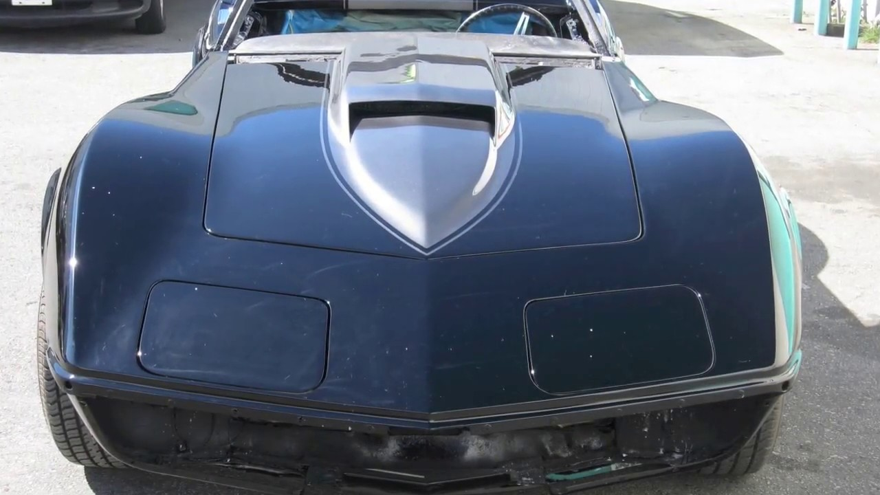 1969 corvette stingray convertible project c3 383 youtube. Black Bedroom Furniture Sets. Home Design Ideas