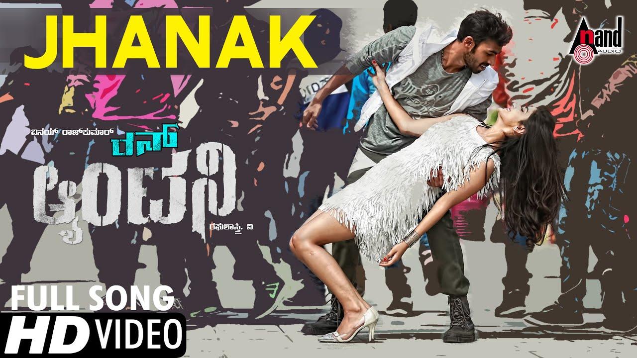 run antony video song hd 2016 jhanak jhanak vinay