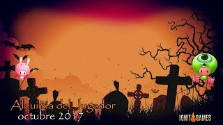 Ignit Games Grand Fantasia: Alquimia del Jugador Octubre 2017 - Player's Alchemy October 2017