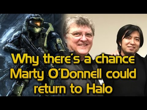 Why there's a chance Marty O'Donnell could return to Halo with Halo 6