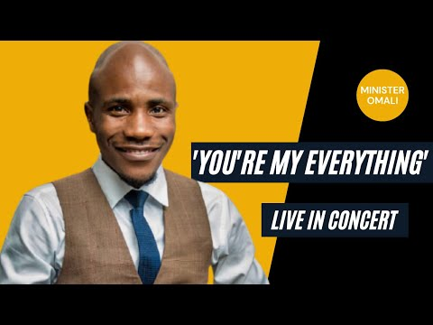 You Are My Everything ( Ancient of Days Live Project) by Minister Omali : Zim best worship 2017