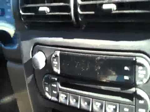 2006 Jeep Wrangler P1499 - YouTube