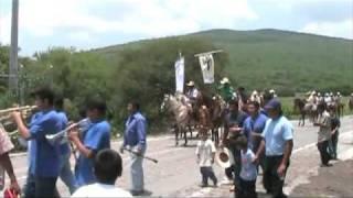 Cahuageo - Fiesta de Santiago Apostol -2009 parte 1