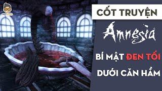 Cốt truyện Amnesia The Dark Descent | Bí mật đen tối | Mọt Game
