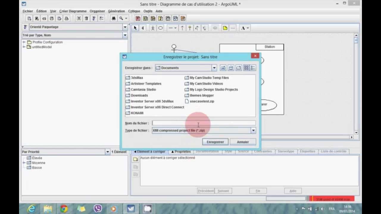 logiciel argouml