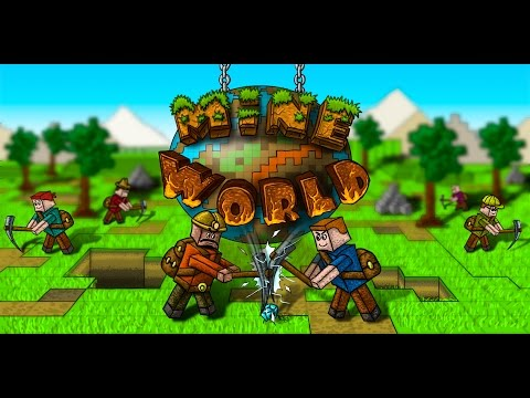 Mine World trailer