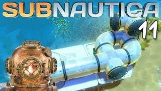"""Subnautica Gameplay Ep 11 - """"EPIC SEA BASES!!!"""" 1080p PC"""