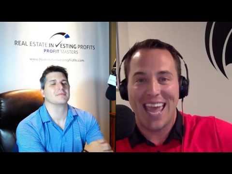 Real Estate Investing Profits Episode 45 - Cody Hofhine Crushing WholeTAILING in Utah