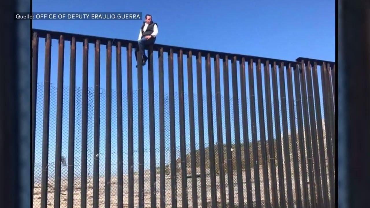 Grenze Zu Den Usa So Sinnlos Ist Die Geplante Mauer Zu Mexiko Youtube
