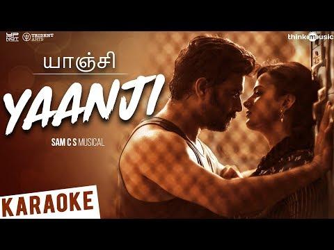 Vikram Vedha | Yaanji Song Karaoke | R. Madhavan, Vijay Sethupathi | Sam C S | Anirudh