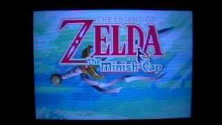 Zelda minish cap 100%