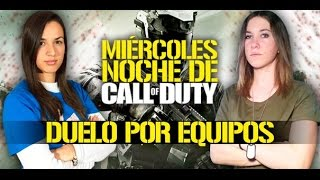 Noches de Call of Duty: TEAM PAULA vs TEAM AZU con Arctic Gaming y OverGame | MERISTATION