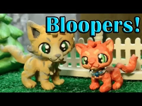 Into the Wild: Bloopers!